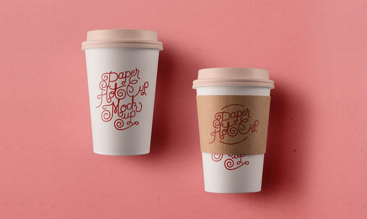 Paper-Hot-Cup-Coffee-Mockup